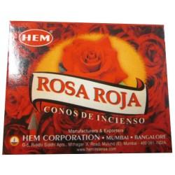 """Cônes rose rouge """"HEM"""""""