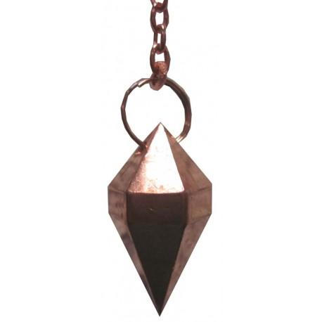 Pendule Toutakhamon hexagonal