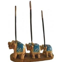 Marche des trois éléphants