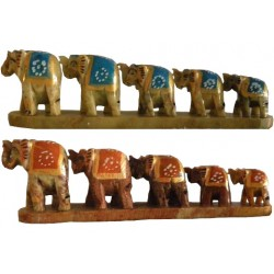 Marche des 5 éléphants