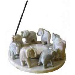 Ronde des 8 d'éléphants