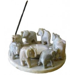 Ronde d'éléphants