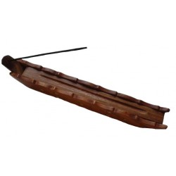 Barque en bois