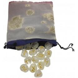 Runes cristal de roche