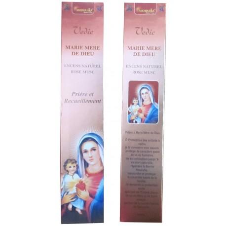 """Encens Marie Mère de Dieu """"Vedic Aromatika"""""""