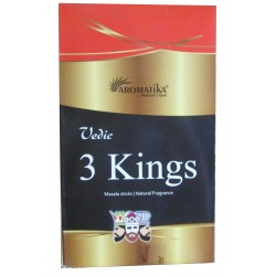 "Encens THREE KINGS (3 Rois Mages) ""Védic Aromatika""15gr"