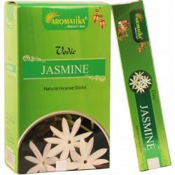 "Encens Jasmine ""Védic Aromatika"" 15gr"