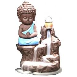 Fontaine résine Bouddha pour cônes (Backflow)