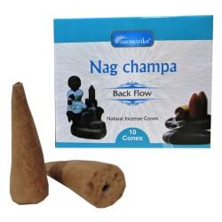 Cônes Nag-Champa pour fontaine
