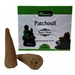 Cônes Patchouli pour fontaine