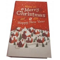 Boite livre Noël