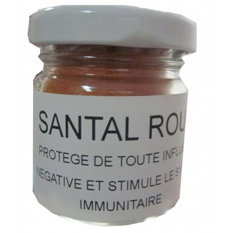 SANTAL ROUGE