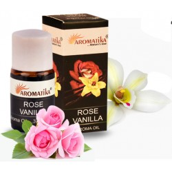 """ROSE VANILLE (Aroma Oil) Aromatika"""" 10 ml"""