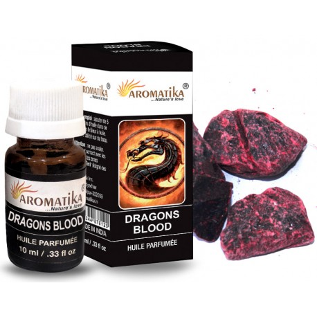 DRAGONS BLOOD  (Sang des Dragons)  (Aroma Oil) 10 ml
