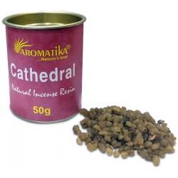 CATHEDRAL (cathédrale) résine naturelle 50 gr