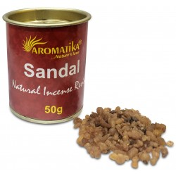 SANDAL (santal) résine naturelle 50 gr