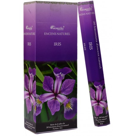 "Encens iris ""Aromatika"" hexa"
