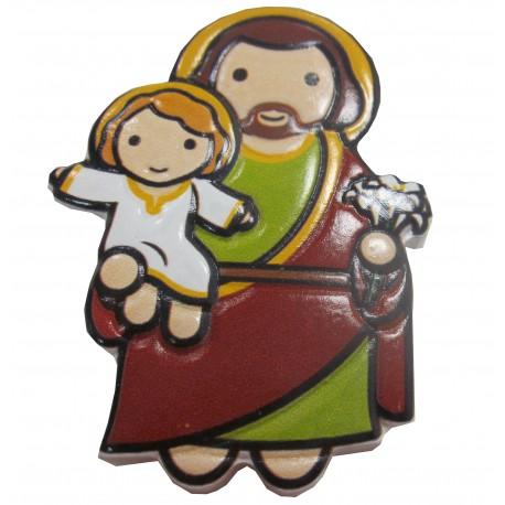"""Magnet """"Little Drop"""" Saint Joseph"""