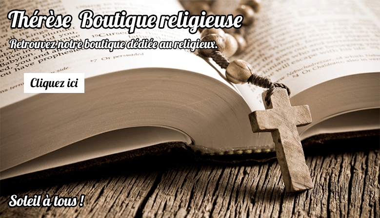 Boutique religieuse de Therese